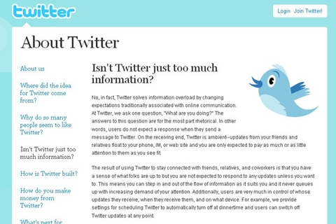 Twitter users at risk from shortened URLs