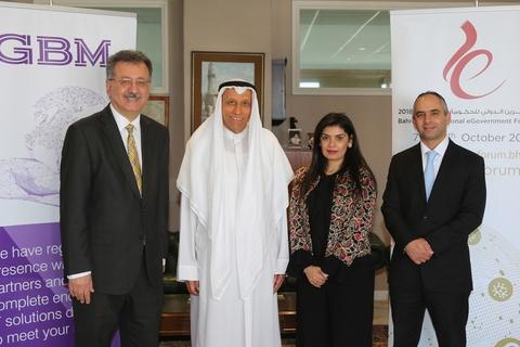 GBM platinum sponsor for Bahrain International eGovt Forum