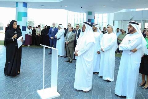 Hamdan Bin Mohammed Smart university opens smart building