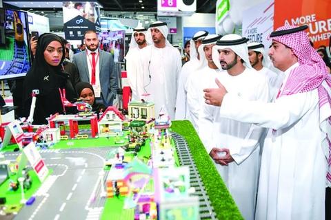 HH Sheikh Hamdan bin Mohammed launches 38th GITEX Technology Week
