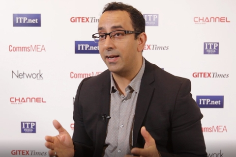 GITEX 2018 – in discussion with futurist Ian Khan