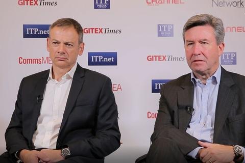 GITEX 2018 - Sage President Blair Crump at GITEX