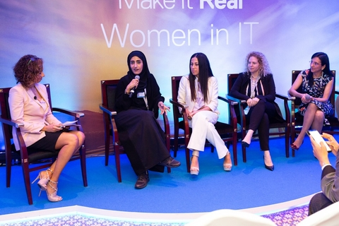 Dell EMC brings 'Women in Technology' diversity Initiative to the UAE