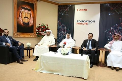 Canon Education for Life Roadshow visits Kuwait