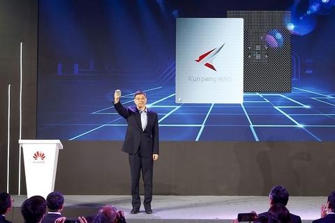 Huawei develops new ARM-based server CPU