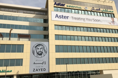 Aster DM Healthcare Group using Zebra mobiles for patient care