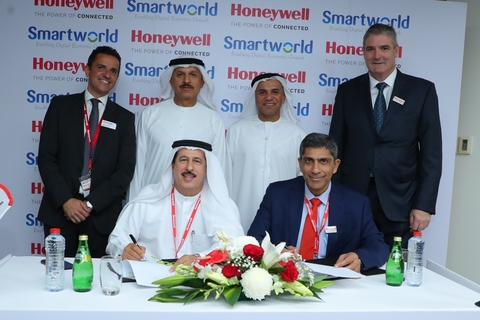 Smartworld and Honeywell sign MoU on smart buildings