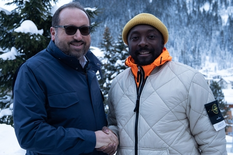 MAF partners with will.I.AM for AI system