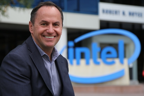 Intel appoints new CEO