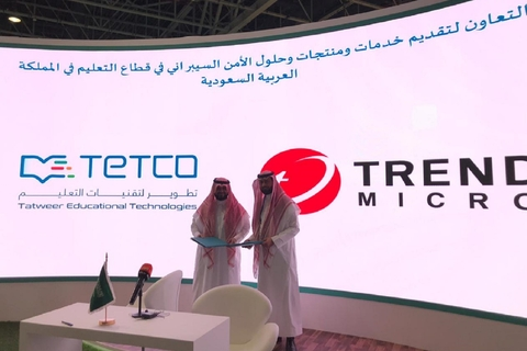 TETCO and Trend Micro sign MoU to secure KSA education industry