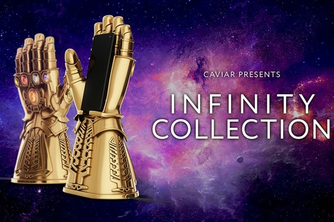 Caviar releases 'Infinity Gauntlet' iPhone  charger for Avengers: Endgame