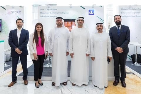 Du supports UAE's digital future at the 2019 Microsoft Innovation Summit