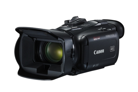 Canon announces two 4K camcorders, the LEGRIA HF G50 and LEGRIA HF G60