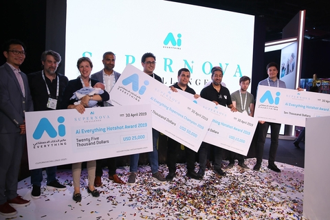 Supernova Challenge hands out over $100,000 to AI disruptors at Ai Everything