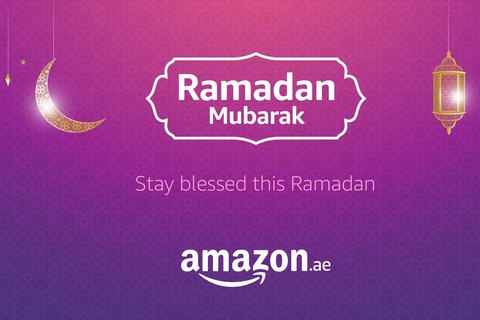 Amazon.ae holds sale during Ramadan