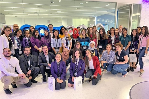 Cisco inspires young girls to pursue STEM education