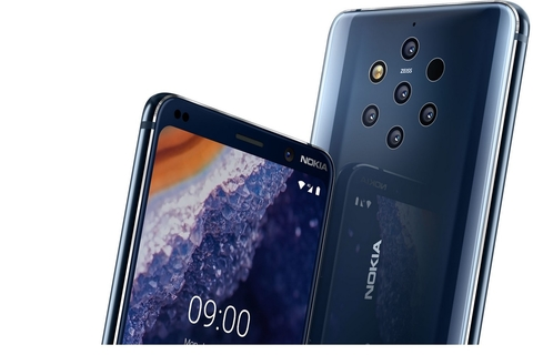 Nokia 9 PureView adds Adobe Lens Profile