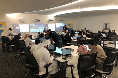 SAS and Higher Colleges of Technology Co-host Hackathon to Develop Talent in Data Science