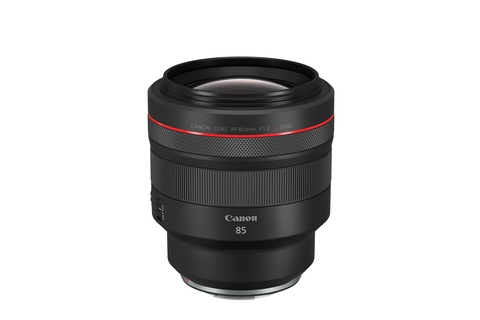 Canon launches the RF 85mm F1.2L USM