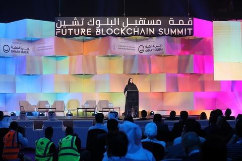 Dubai's second annual Future Blockchain Summit showcases real-world implementation