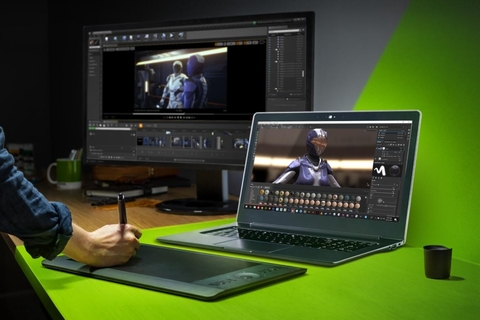 Nvidia announces NVIDIA Quadro RTX for Mobile workstations