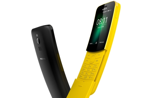 Nokia 8110 now has WhatsApp in its feature store