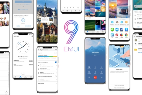 EMUI 9 upgrade benefit over 80 million users globally
