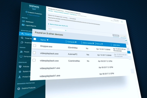 Sophos boosts Intercept X for Server with endpoint detection