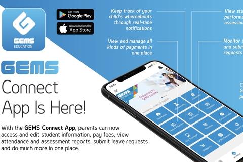 GEMS Education launches app, GEMS Connect, for parents