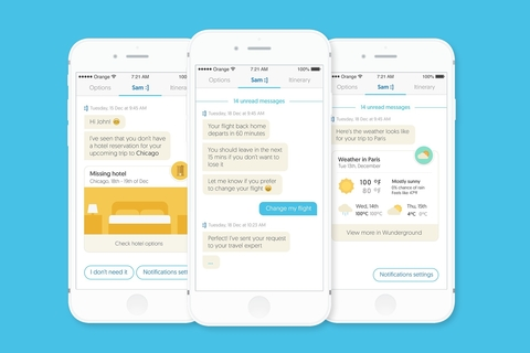 FCM's chatbot, Sam, launches in the Middle East