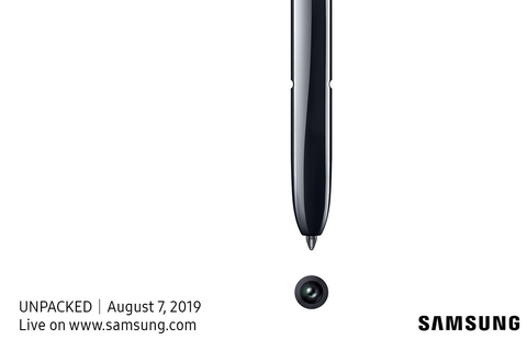 Samsung Galaxy Note 10 launch confirmed
