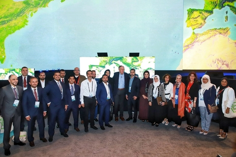 Abu Dhabi Government showcases achievements at 2019 Esri User Conference