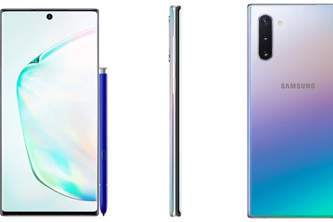 Official Samsung Galaxy Note 10 images surface in leak