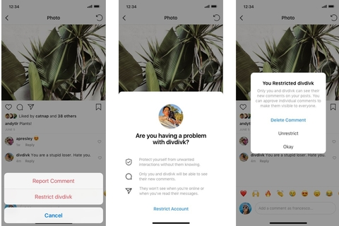 Instagram launches new tools to fight online bullying
