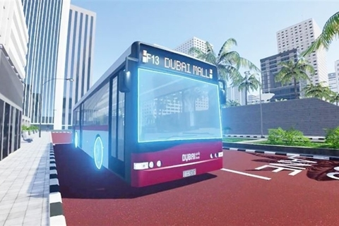 RTA's VR-tech to train passenger-transport drivers