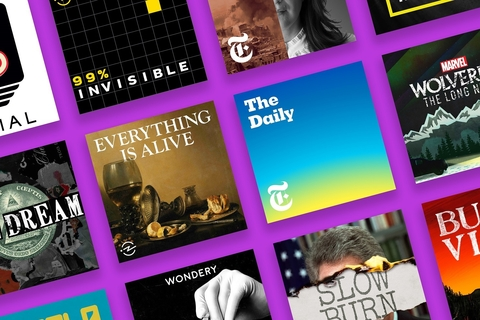 Apple reportedly will fund creation of exclusive podcasts