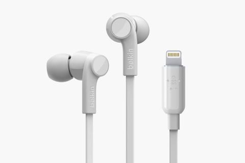 Belkin launches Rockstar headphones with lighting connector