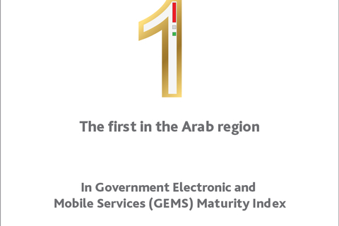 The UAE is the First in Government Electronic and Mobile Services Maturity Index