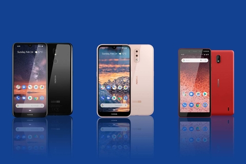 Nokia leading in global rankings in updating smartphone software and security