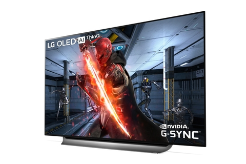 LG unveils First OLED TVs To Support NVIDIA G-Sync