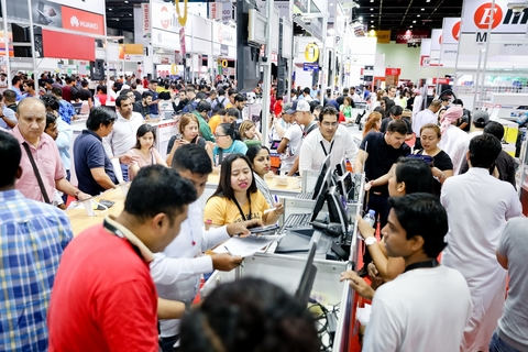 Retail traffic and sales in MEA set to soar during Black Friday