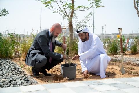Cisco celebrates network milestone at Expo 2020 Dubai Site