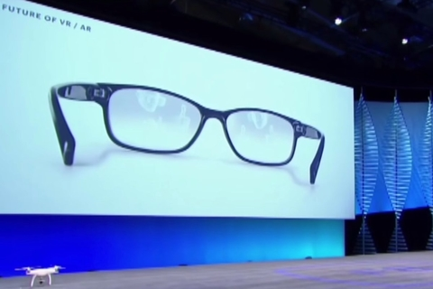 Facebook reportedly working with Ray-Ban to develop 'smart glasses'