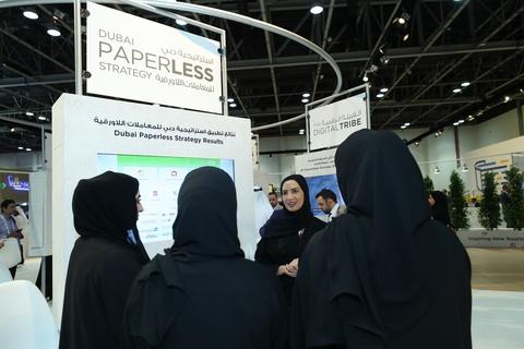 Dubai Government Cuts Annual Paper Consumption by 74 Million Pieces