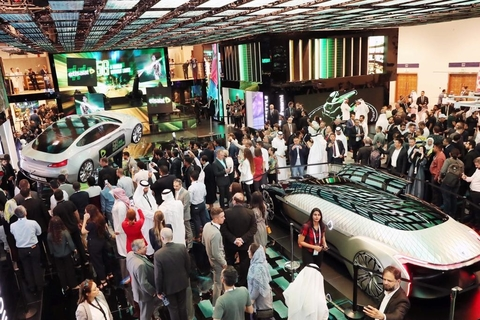 Etisalat wraps up successful participation at GITEX Technology Week 2019