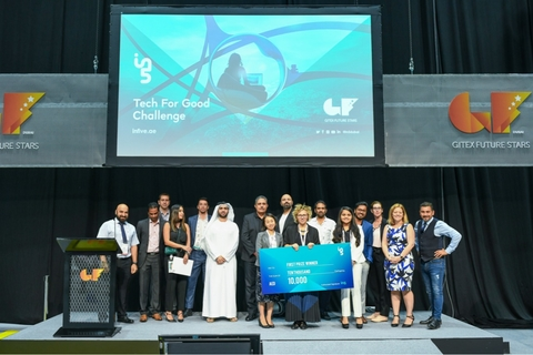 in5 announces 'Tech for Good' challenge winners