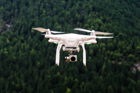 Gartner Forecasts Global IoT Enterprise Drone Shipments to Grow 50% in 2020