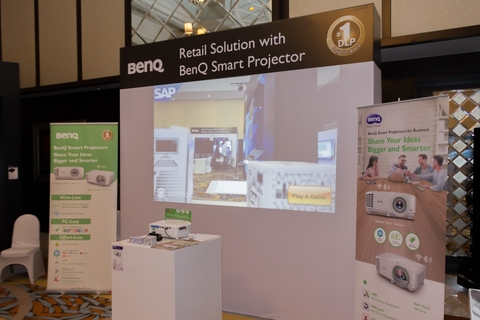 BenQ launches Smart Projector and DuoBoard