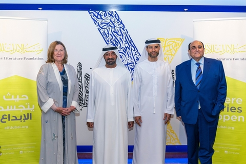 du and Emirates Airline Festival of Literature announce new partnership