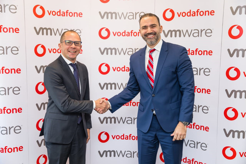 Vodafone Becomes First VMware Verified Cloud Provider in Egypt